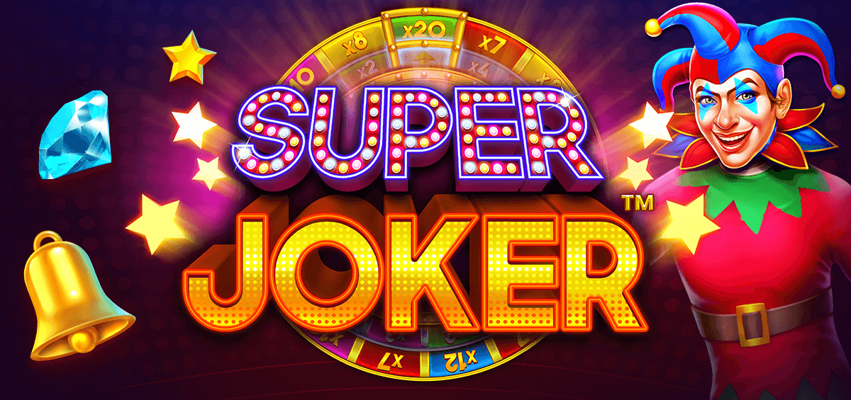 Step Up with Super Joker