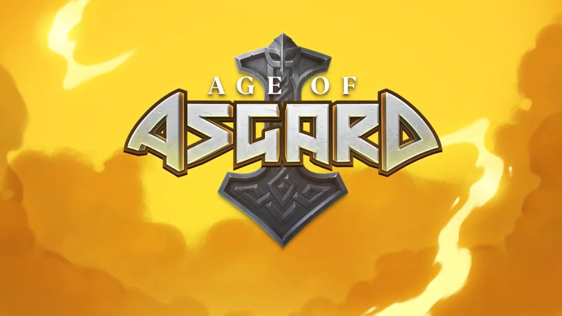 Flammende Schlachtfelder warten auf Sie in Age of Asgard.