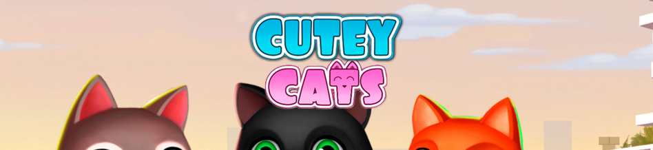 Cutey Cats: It's Purr-fect! Play this Slot Game on Bitcasino.io