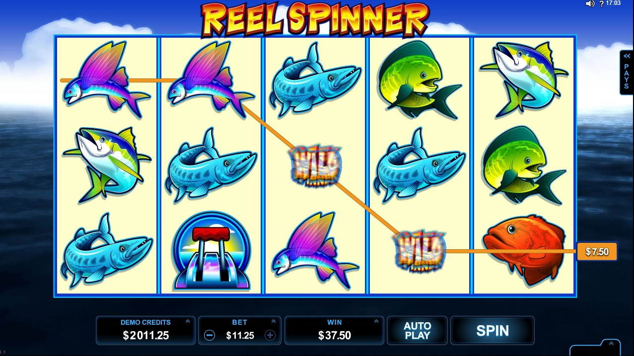 Fortune Spinner Slot Machine