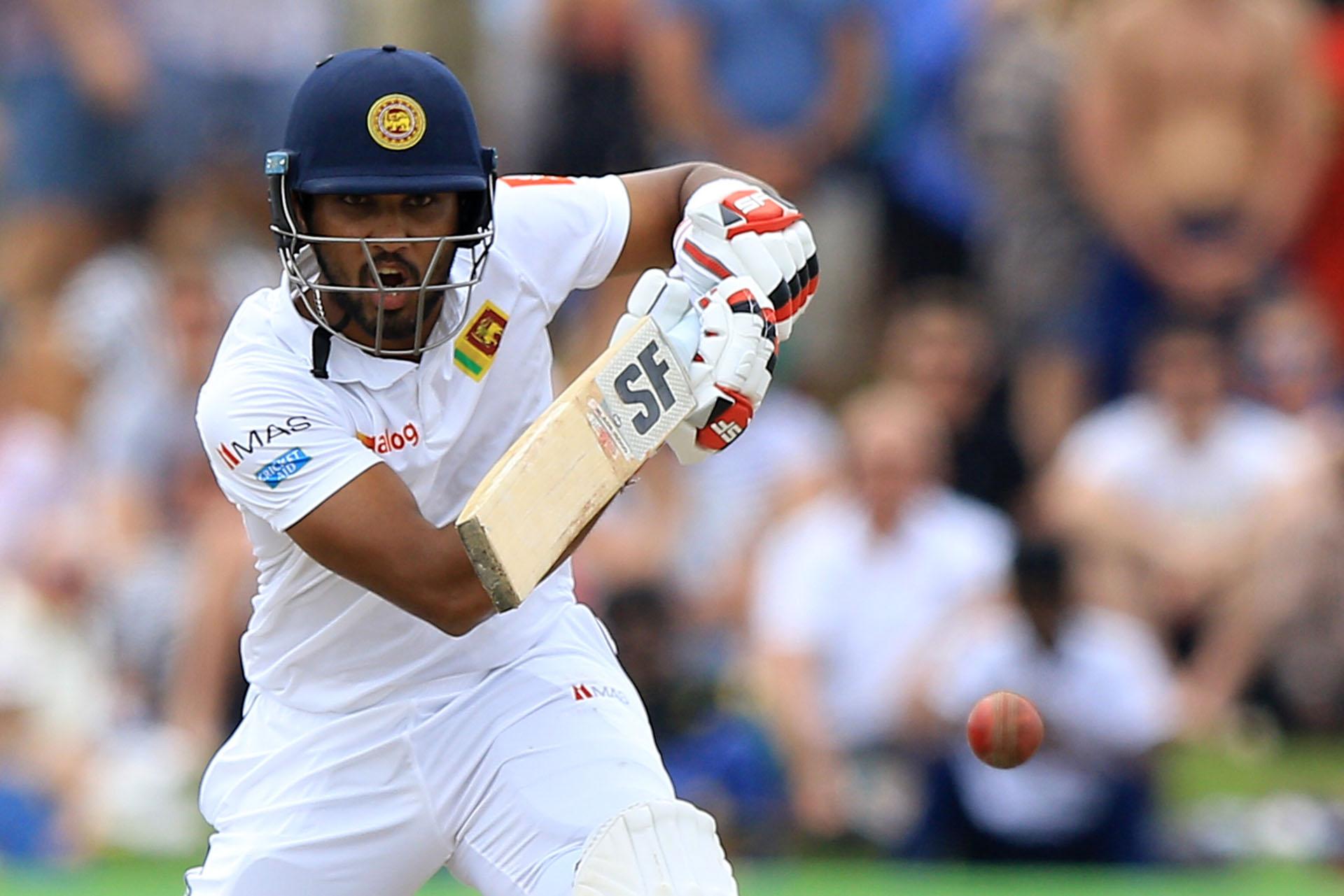 Sri Lanka v England: First Test - Day Four