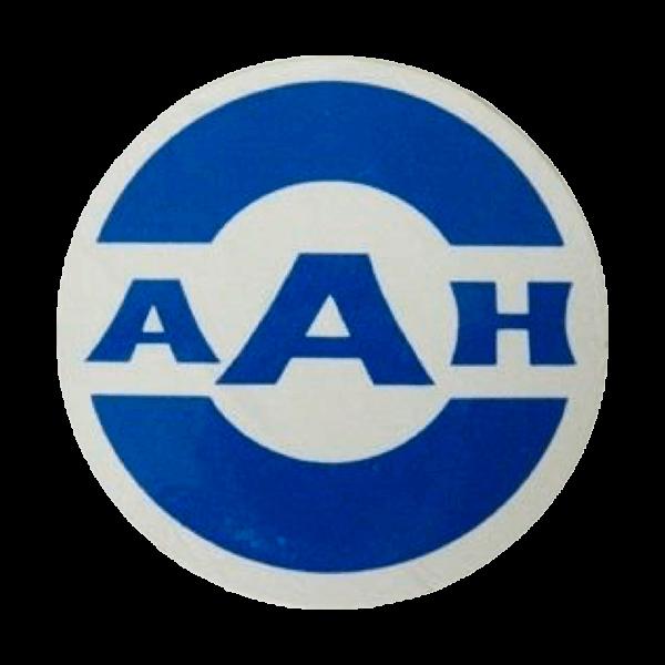 Ahveniston Ampumahiihtäjät Ry urheiluseuran logo