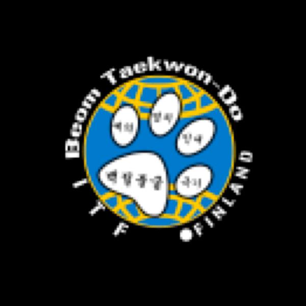 Beom Taekwon-Do Ry urheiluseuran logo