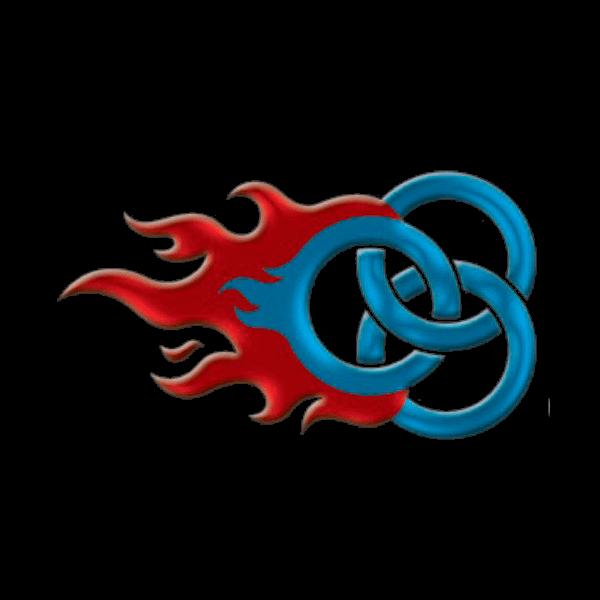 Blue Rings Ry urheiluseuran logo