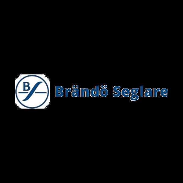 Brändö Seglare Rf urheiluseuran logo
