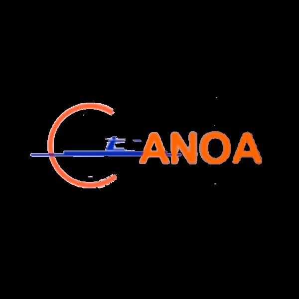 Canoa r.f. urheiluseuran logo