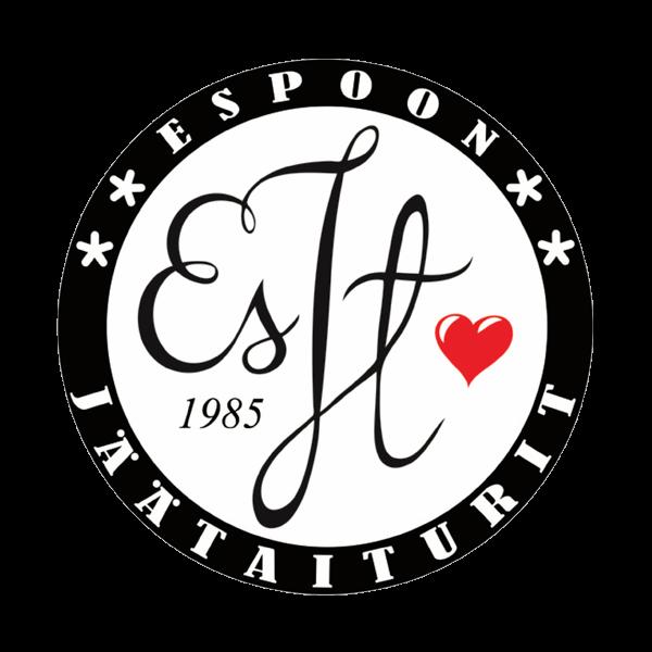 Espoon Jäätaiturit Ry urheiluseuran logo