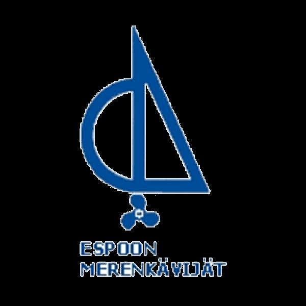 Espoon Merenkävijät Ry urheiluseuran logo
