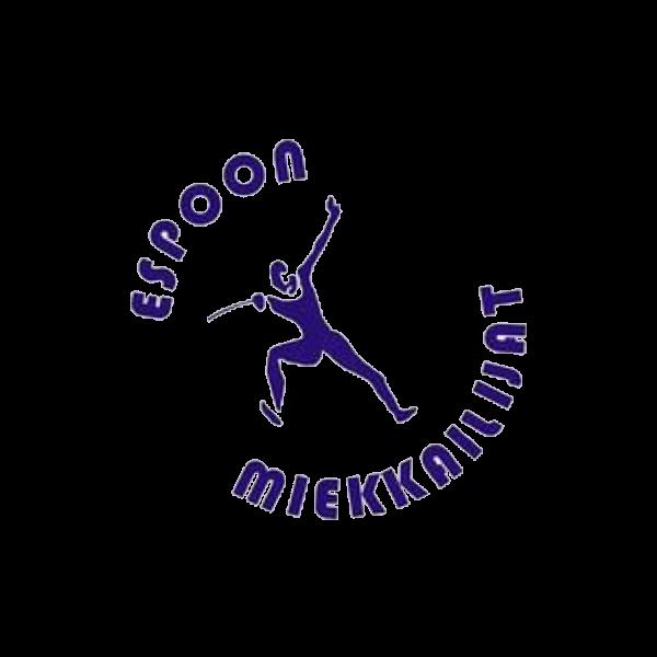 Espoon Miekkailijat Ry urheiluseuran logo