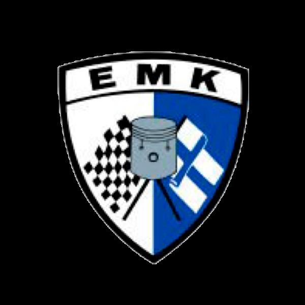 Espoon Moottorikerho Ry urheiluseuran logo
