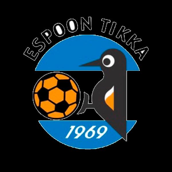 Espoon Tikka Ry urheiluseuran logo