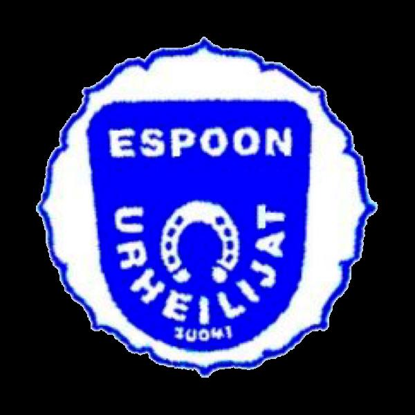 Espoon Urheilijat Ry urheiluseuran logo