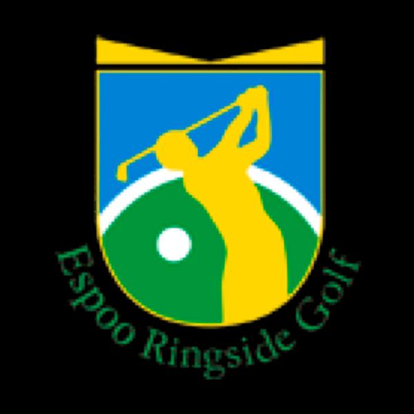 Espoo Ringside Golf Ry urheiluseuran logo