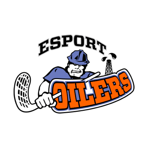 Esport Oilers Ry urheiluseuran logo