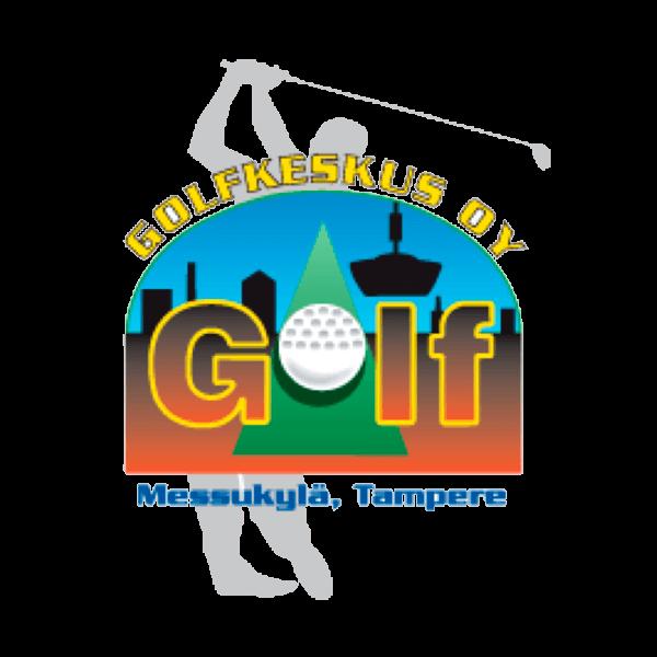 Golfkeskus Oy Messukylä urheiluseuran logo