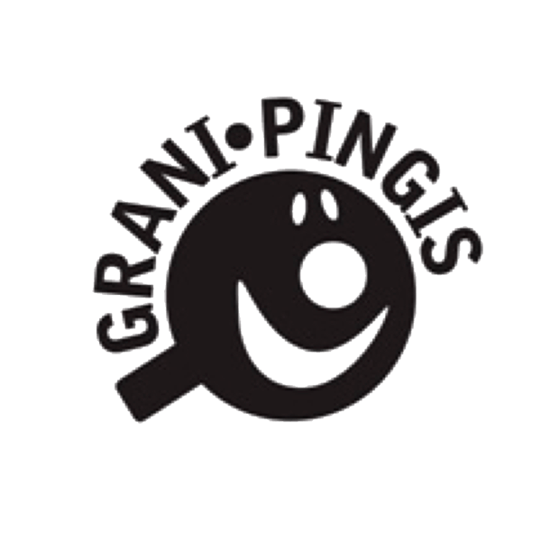 Grani Pingis Ry urheiluseuran logo