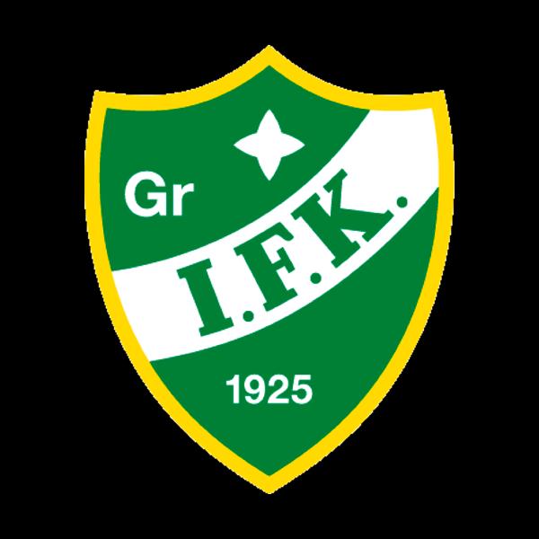 GrIFK Salibandy Ry urheiluseuran logo