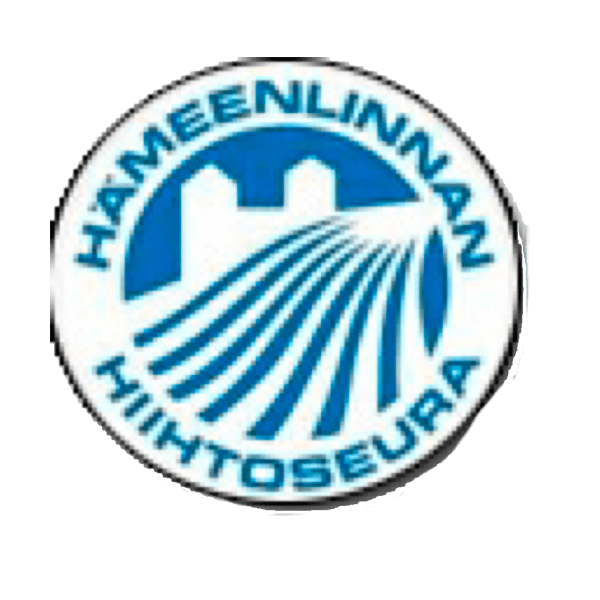 Hämeenlinnan Hiihtoseura Ry urheiluseuran logo