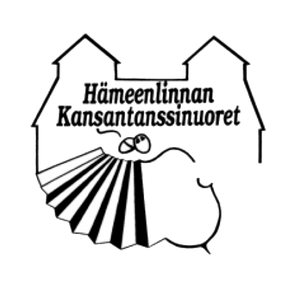 Hämeenlinnan Kansantanssijat Ry urheiluseuran logo