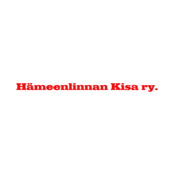 Hämeenlinnan Kisa Ry urheiluseuran logo