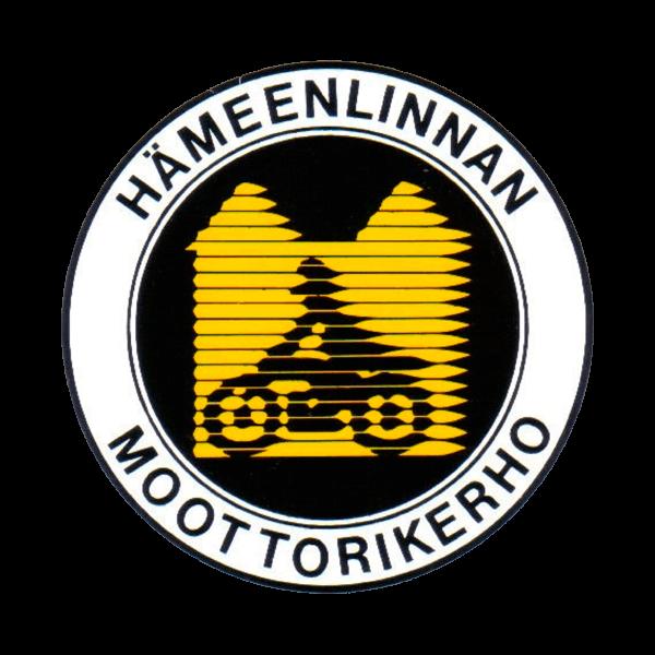 Hämeenlinnan Moottorikerho Ry urheiluseuran logo