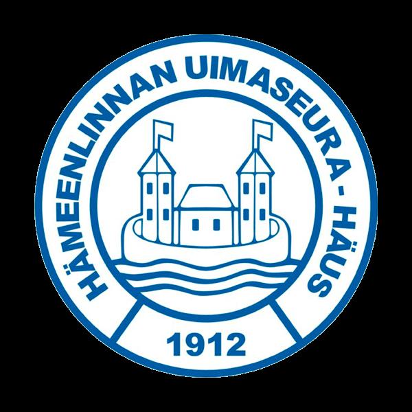 Hämeenlinnan Uimaseura Ry urheiluseuran logo