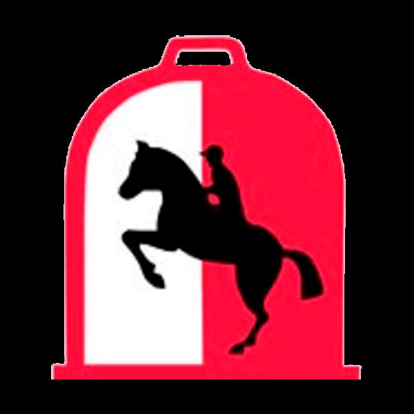 Hämeen Ratsastajat Ry urheiluseuran logo