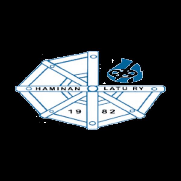Haminan Latu Ry urheiluseuran logo