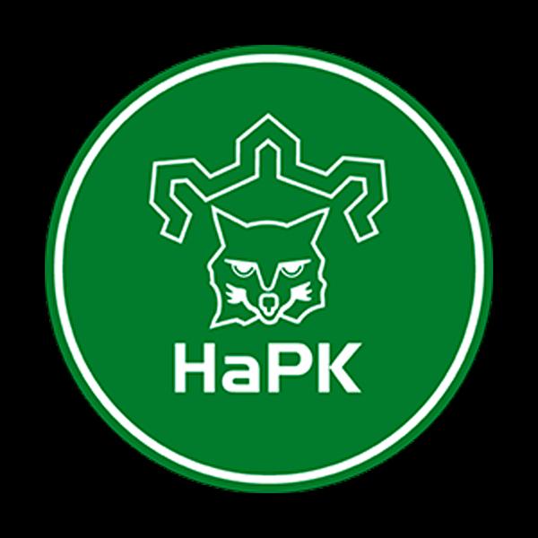 Haminan Pallo-Kissat Ry urheiluseuran logo