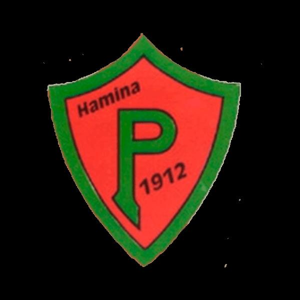 Haminan Ponteva Ry urheiluseuran logo