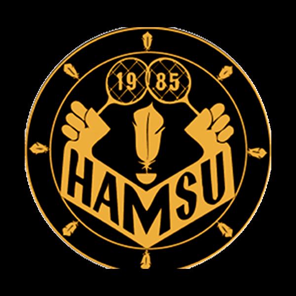 Haminan Sulkapalloilijat Ry logo