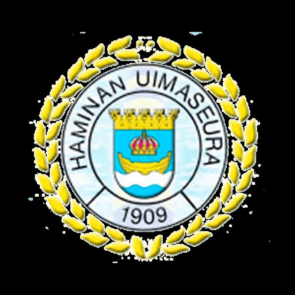 Haminan Uimaseura Ry urheiluseuran logo