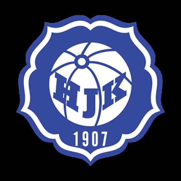 Helsingin Jalkapalloklubi Ry urheiluseuran logo