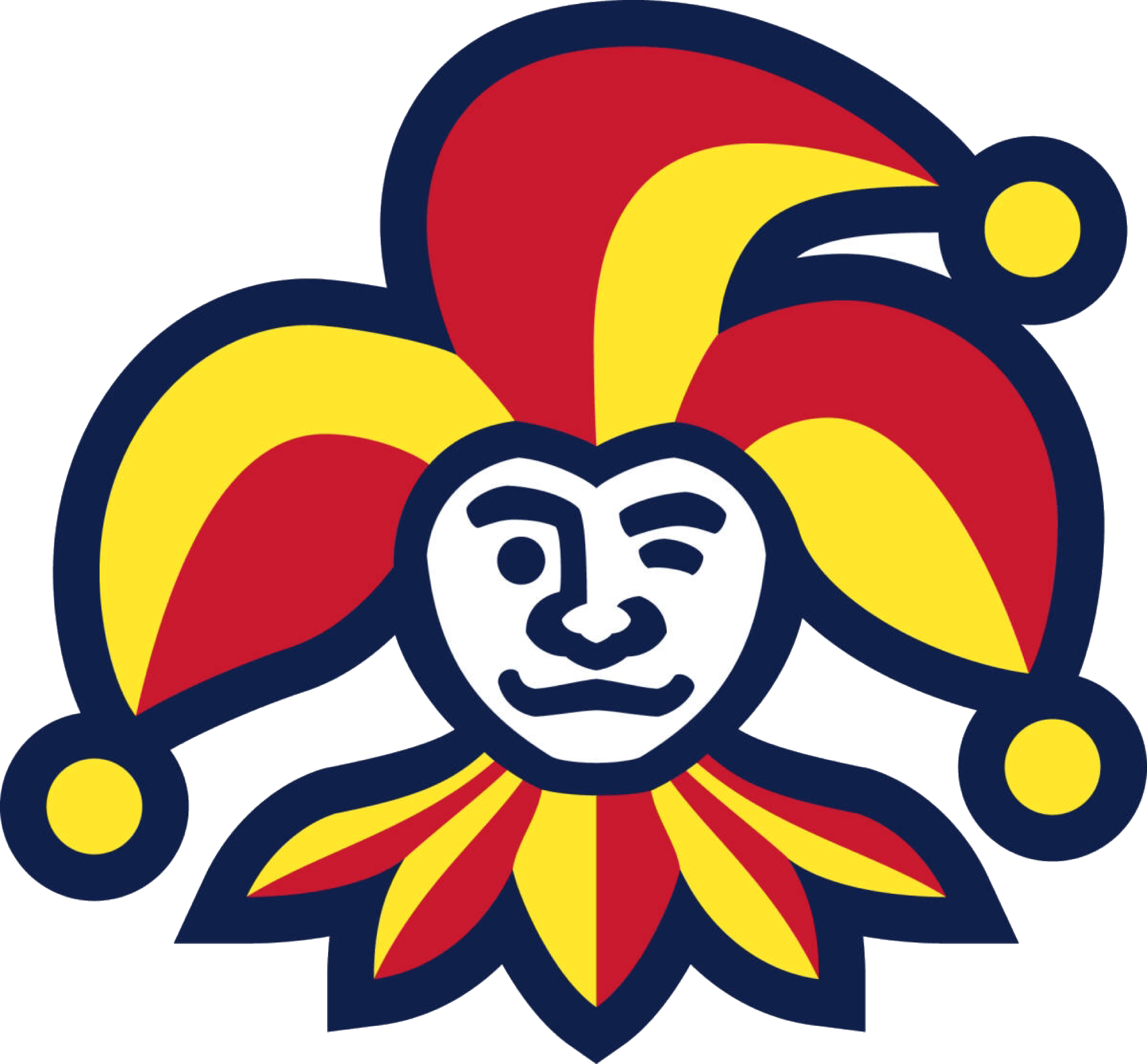 Helsingin Jokerit Ry urheiluseuran logo
