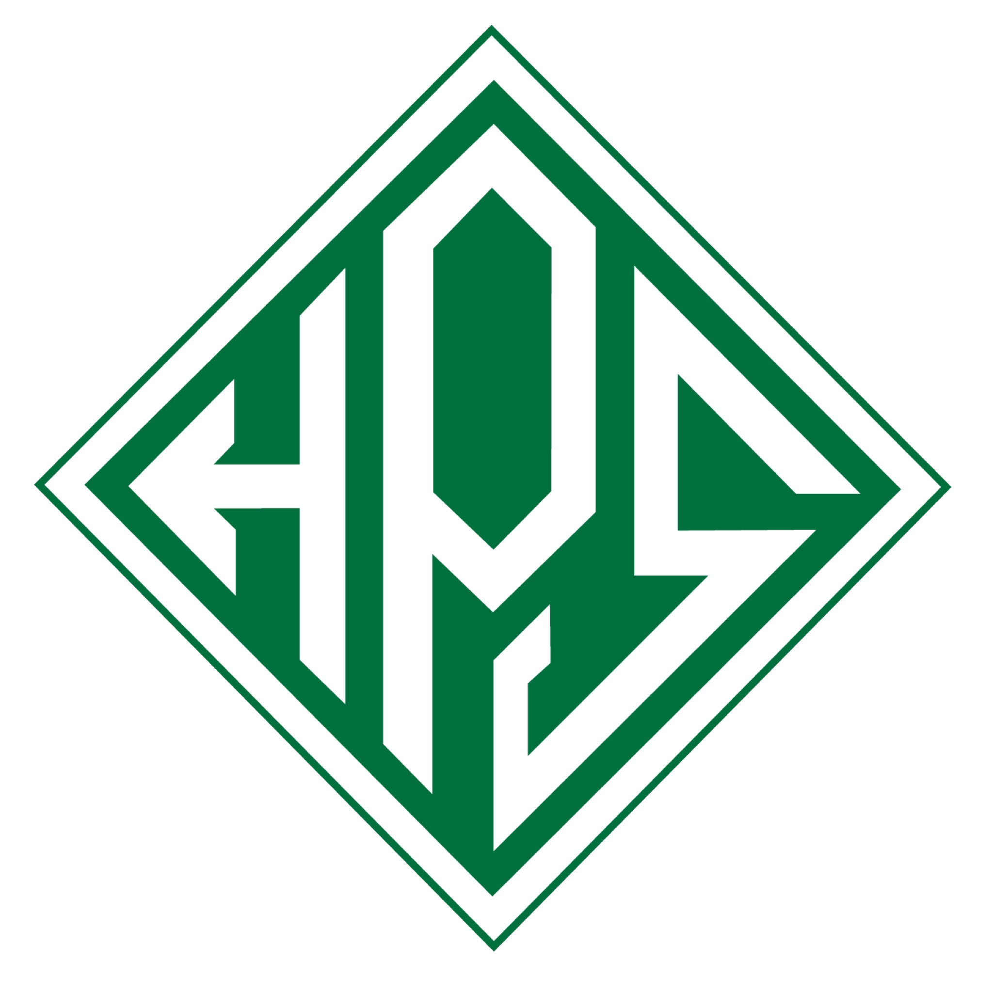 Helsingin Palloseura Ry urheiluseuran logo