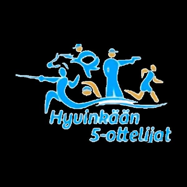 Hyvinkään 5-ottelijat Ry urheiluseuran logo