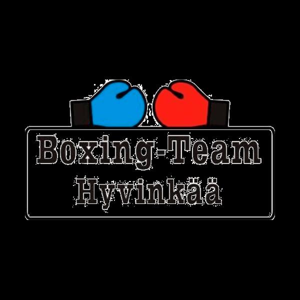 Hyvinkään Boxing Team Ry urheiluseuran logo