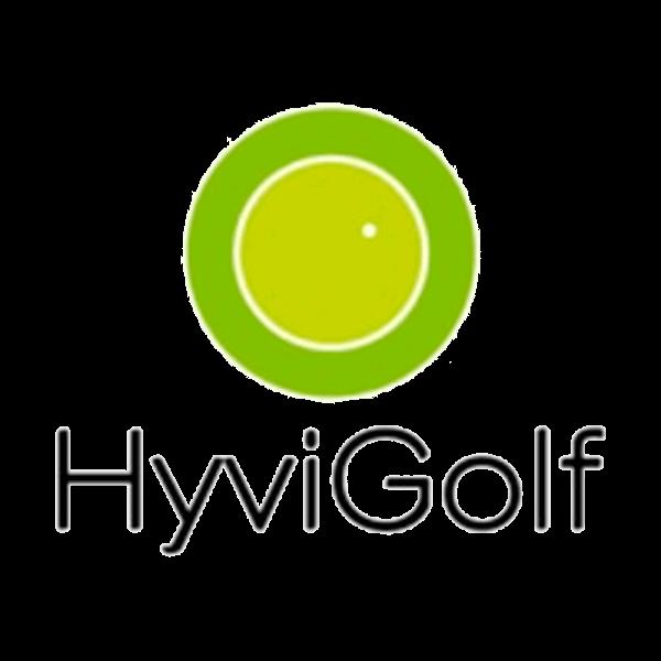 Hyvinkään Golf Ry urheiluseuran logo
