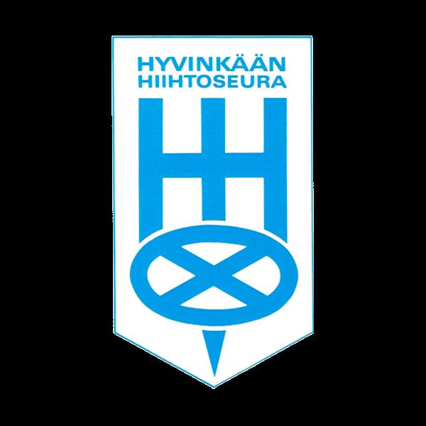 Hyvinkään Hiihtoseura Ry urheiluseuran logo