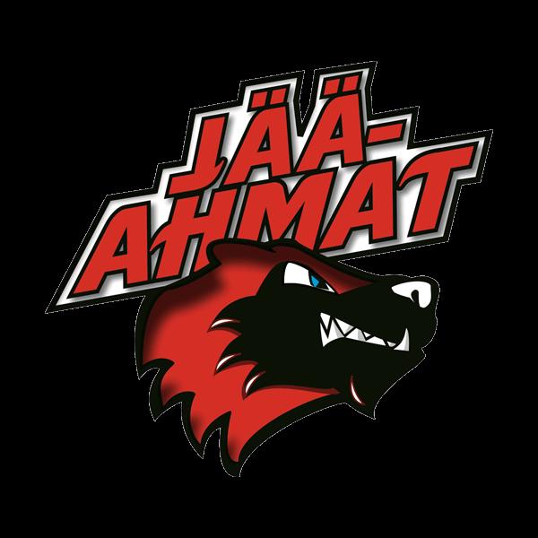 Hyvinkään Jää-Ahmat Ry urheiluseuran logo