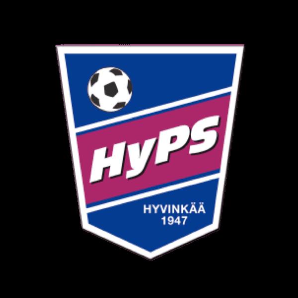 Hyvinkään Palloseura Ry urheiluseuran logo