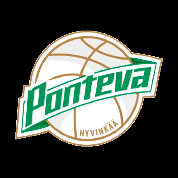 Hyvinkään Ponteva Ry urheiluseuran logo