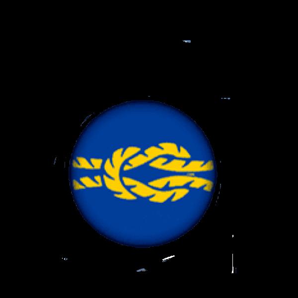 Kivenlahden Venekerho Ry urheiluseuran logo