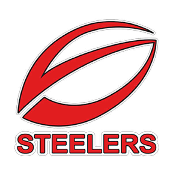 Kuopio Steelers Ry urheiluseuran logo
