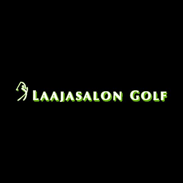 Laajasalon Golf Oy urheiluseuran logo
