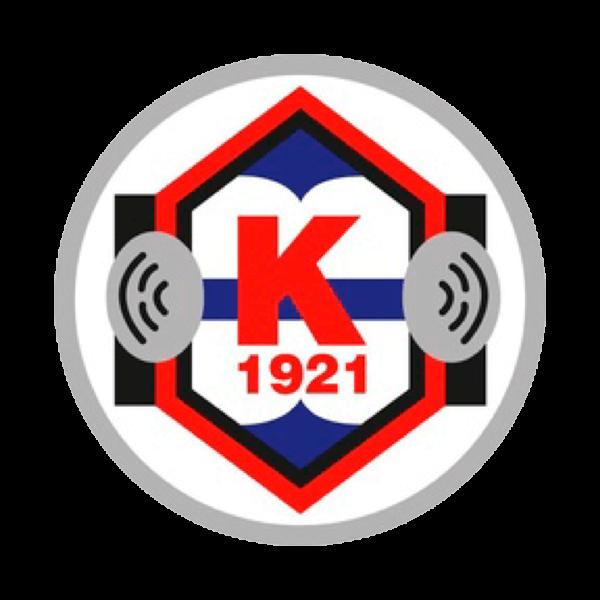 Luolajan Kajastus Ry urheiluseuran logo