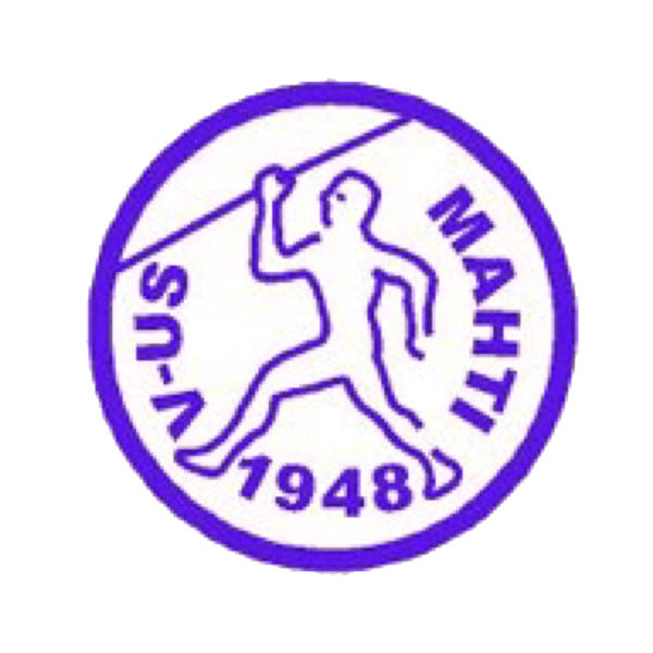 Maarian Mahti Ry urheiluseuran logo
