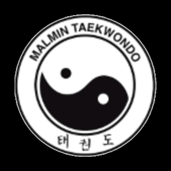 Malmin Taekwondo Ry urheiluseuran logo