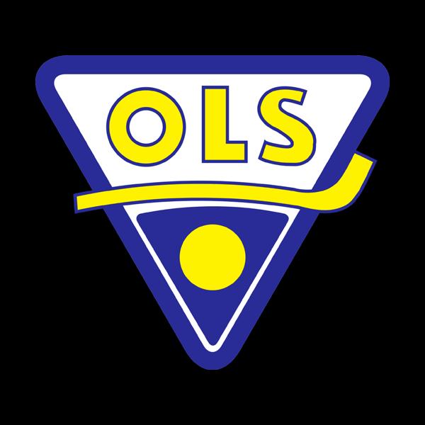 Oulun Luistinseura Ry urheiluseuran logo