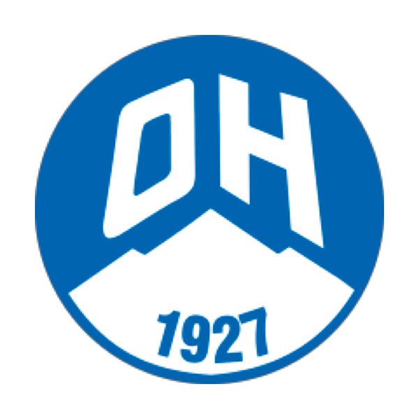 Ounasvaaran Hiihtoseura Ry urheiluseuran logo